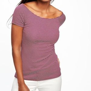 2f27758160f6a Old Navy Tops - NWT Old Navy Semi-Fitted Off Shoulder Top