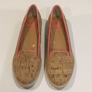 Cork loafers Circus by Sam Eldelman