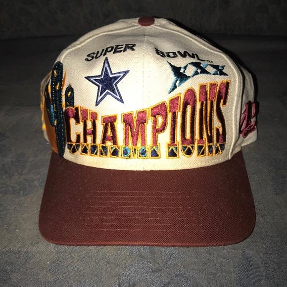 623225f1cb1 Dallas Cowboys Super Bowl XXX hat. M 5a1a47684127d0edd204b79b