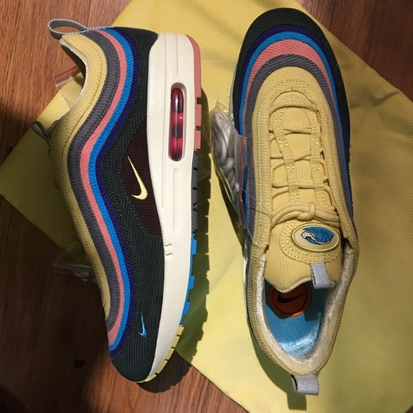 Air Wotherspoon Sean Vf 197 Corduroy Nike Shoes Poshmark Max 7xgqwZwOH