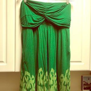 Strapless Soma Dress