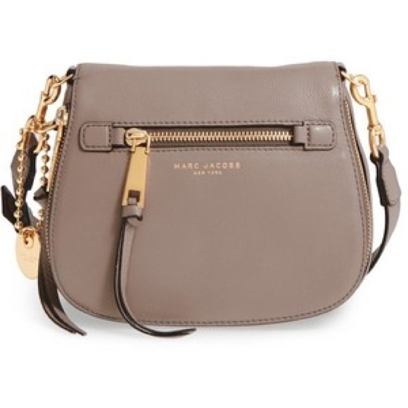 cb20680d4 Small Recruit Nomad Pebbled Leather Crossbody Bag.  M_5a1a67c32599fe1b48052fb3