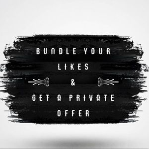 Add items to a bundle and receive a private offer!
