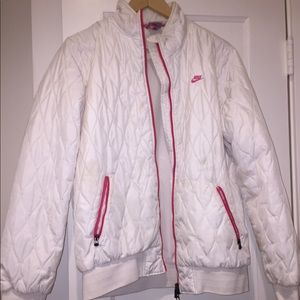 Nike Quilted Puffer Jacket