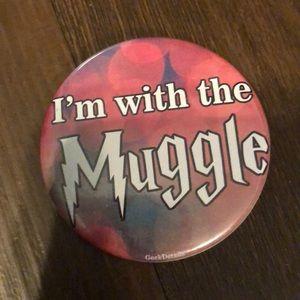 Harry Potter pin