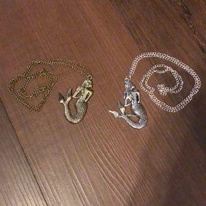 Accessories - Mermaid necklaces bundle! New