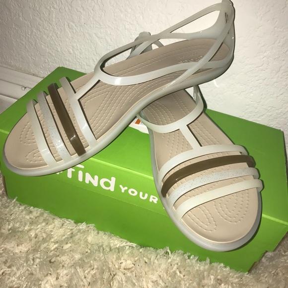 7aea2fa6d Super Cute Crocs Jelly Sandals