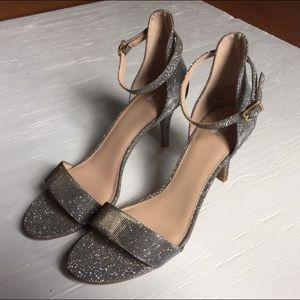 Nordstrom bp Ankle Strap 2.5 heels