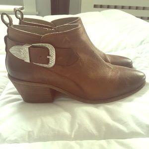 Steve Madden Size 10 Ankle Boots