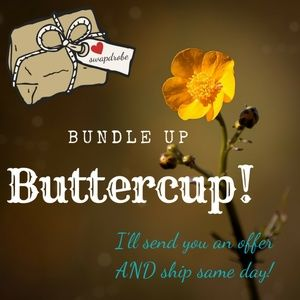 Bundle Up Buttercup for FREE SHIPPING