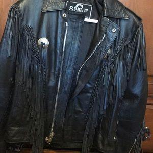 Shaf leather