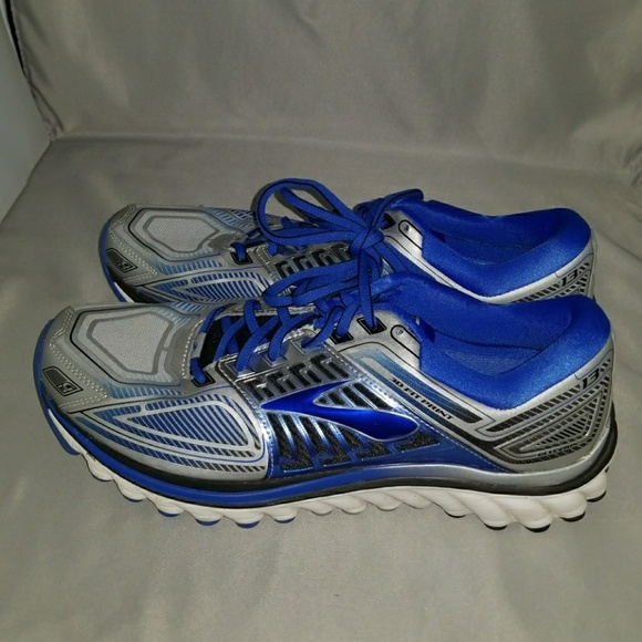 e218cf159be Brooks Other - Men s Brooks Glycerin 13 3D Print Running Shoes
