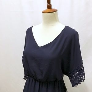 Urban Outfitters Dresses - Navy Dress