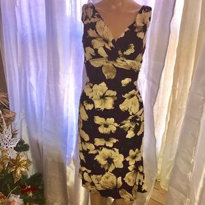 American living floral dress