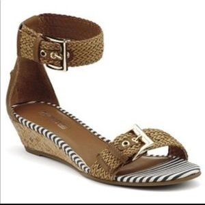 Sperry Lynnbrook Wedge Size 8