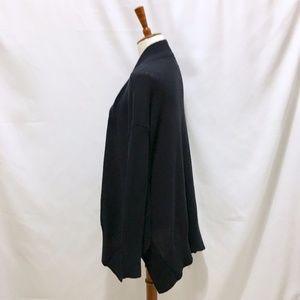 LOFT Sweaters - Hi Side Open Cardigan