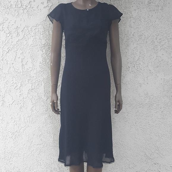 Tessuto Dresses The Little Black Conservative Dress Poshmark