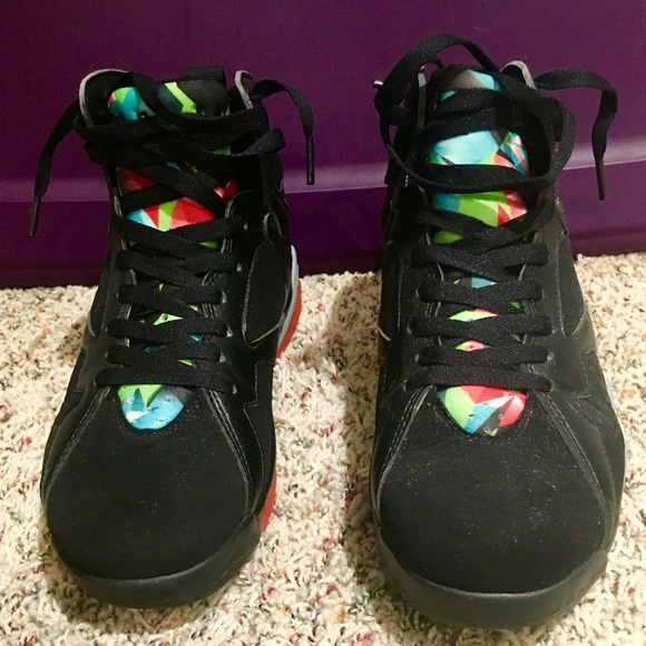 newest f676b bb9b0 Jordan Other - NIKE AIR JORDAN VII 7 RETRO 30th BARCELONA NIGHTS