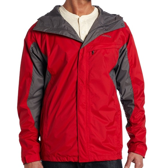 collection columbia rain jacket mens pictures best