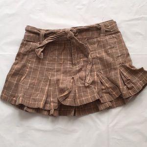 ❄️ $5Bundle4 Cherokee skort, Girl size XS (4/5)