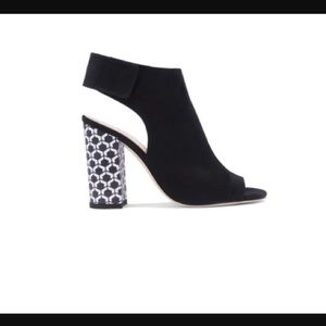M.Gemi the Pera heels in black