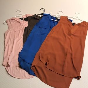 Tops - Lot of four H&M tops