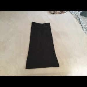 Accessories - Sonoma black scarf