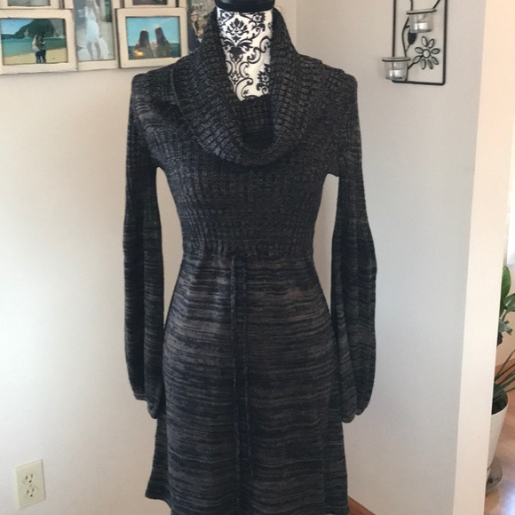 9cb77dcc Calvin Klein Dresses & Skirts - Awesome Calvin Klein cowl neck sweater dress  XS