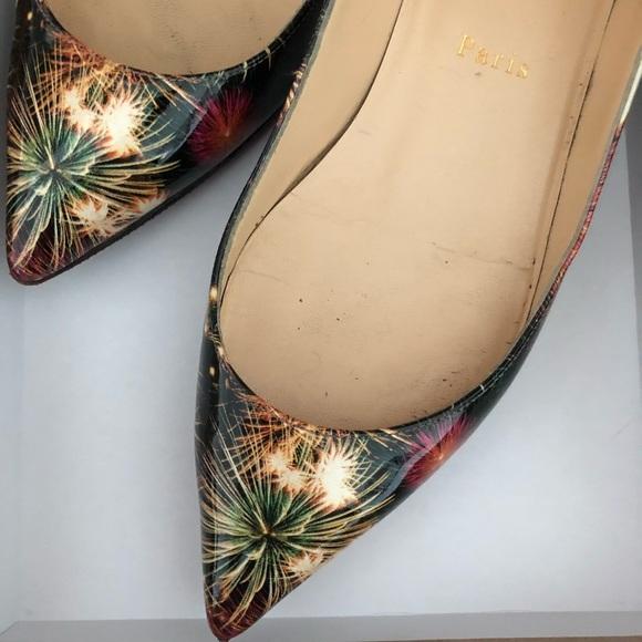 Christian Louboutin Shoes - Christian Louboutin Pigalle Follies Flat 36.5