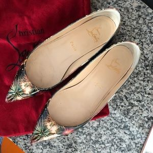 Christian Louboutin Pigalle Follies Flat 36.5