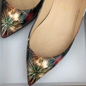Christian Louboutin Shoes - Christian Louboutin Pigalle Follies Flat 36.5