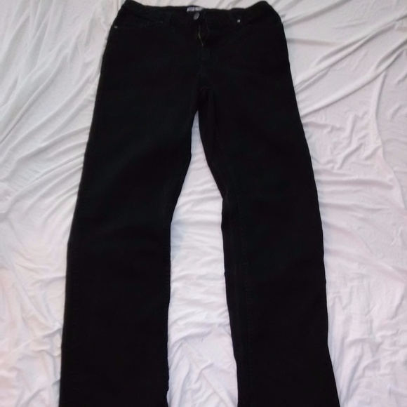 7183d366 Lee Denim - Women's Jeans Lee Riders Black Relax Fit Straight