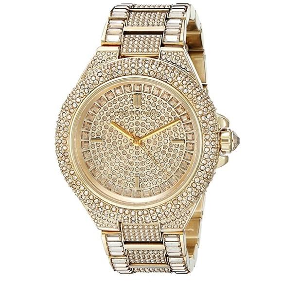 2571b5ea0a8d Michael Kors Camille Gold Tone Watch MK5720. M 5a1b04a25a49d0083206ed1e