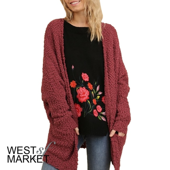 West Market SF Sweaters - The Zoey Cardigan