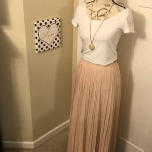 Urban Outfitters Sparkle and Fade skirt
