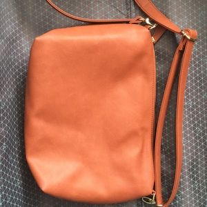 Steve Madden brown shoulder bag