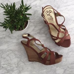 Seychelles Wedge Sandals