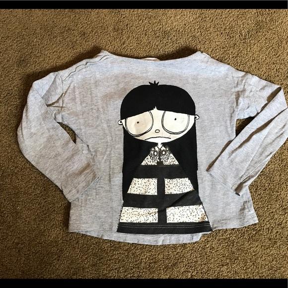 c6c279467cae Little Marc Jacobs Shirts & Tops | Girls Tshirt Size 5 | Poshmark