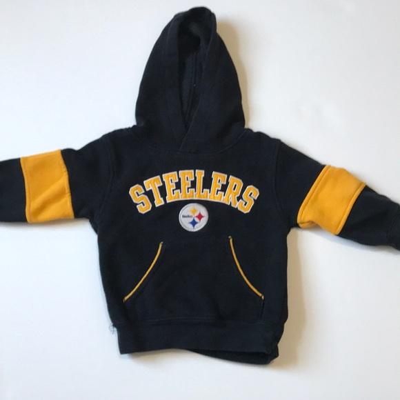 Toddler Steelers hoodie 6fc652ff8