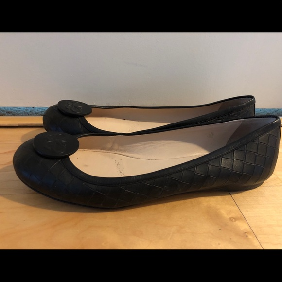 f847af63d Bottega Veneta Shoes | Black Butterfly Ballerina Flats | Poshmark