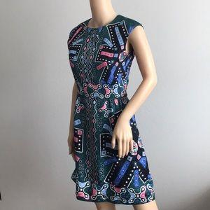 Peter Pilotto Silk Dress Size 4