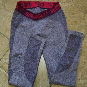 Pants - Gymshark Plum Flex Leggings