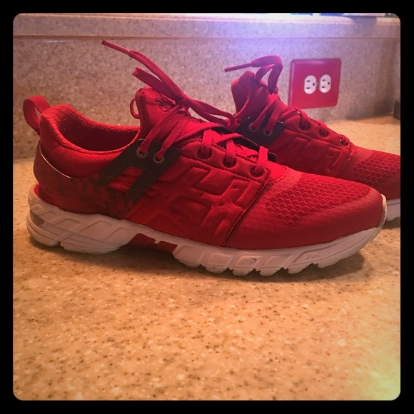 Asics Shoes | New Red Gel Guidance Line