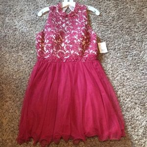 Formal Occasion Red Dress