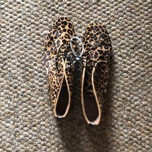 Stylish Leopard Boots