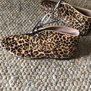 Stylish Leopard Boots for Fall