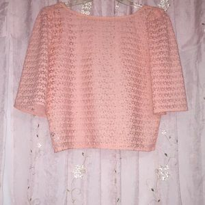 🌸American Apparel Lace Top🌸