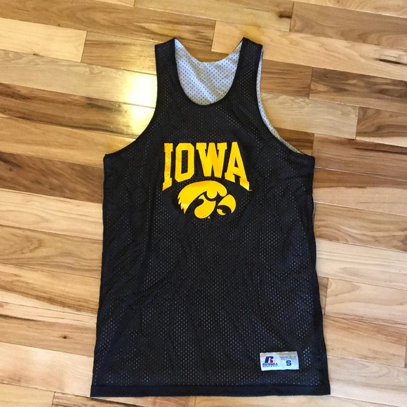 promo code 22b7c ba41c University of Iowa Reversible Basketball Jersey