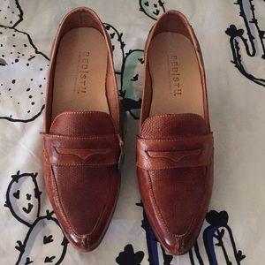 8ef4b8f63659 Bed Stu Shoes - NWT NIB Leeds Cognac Dip Dye 7 7.5 Bed Stu
