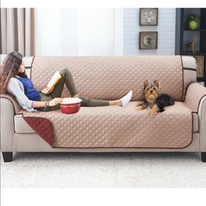 Deluxe Reversible Sofa Furniture protectorNWT for sale